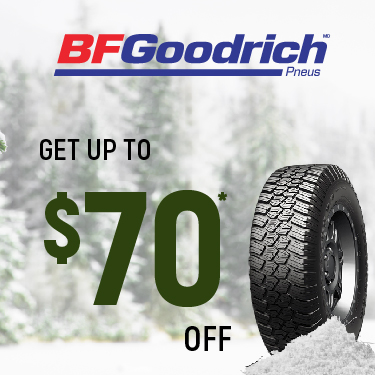 BFGOODRICH WINTER 2020