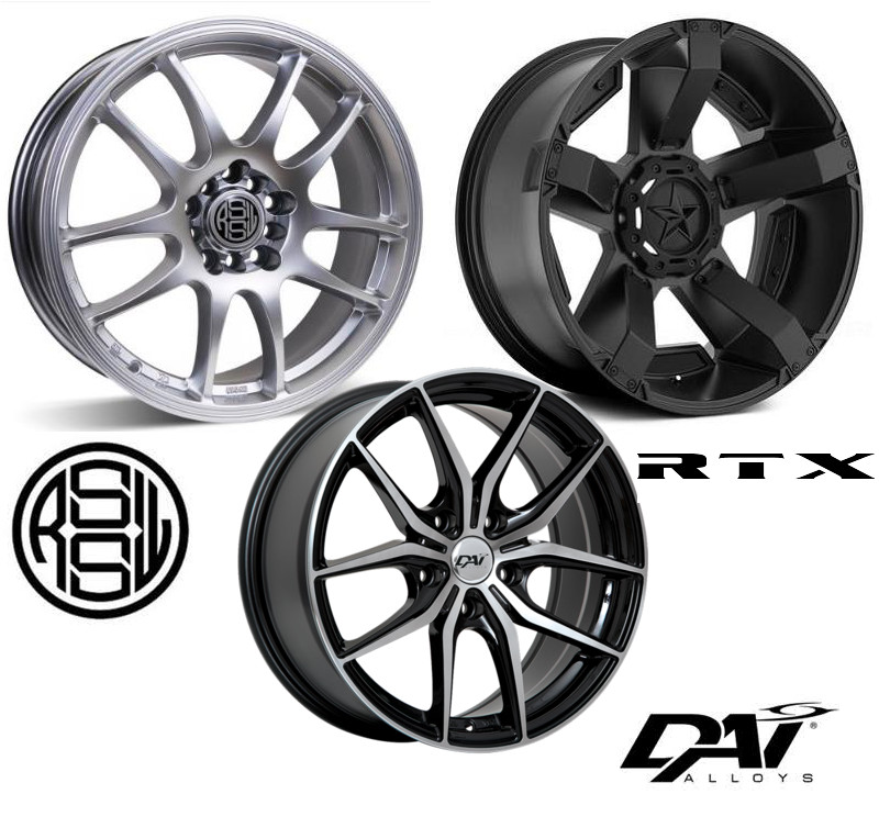 PROMOTION ON  MAG WHEELS